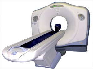 ct scanner service