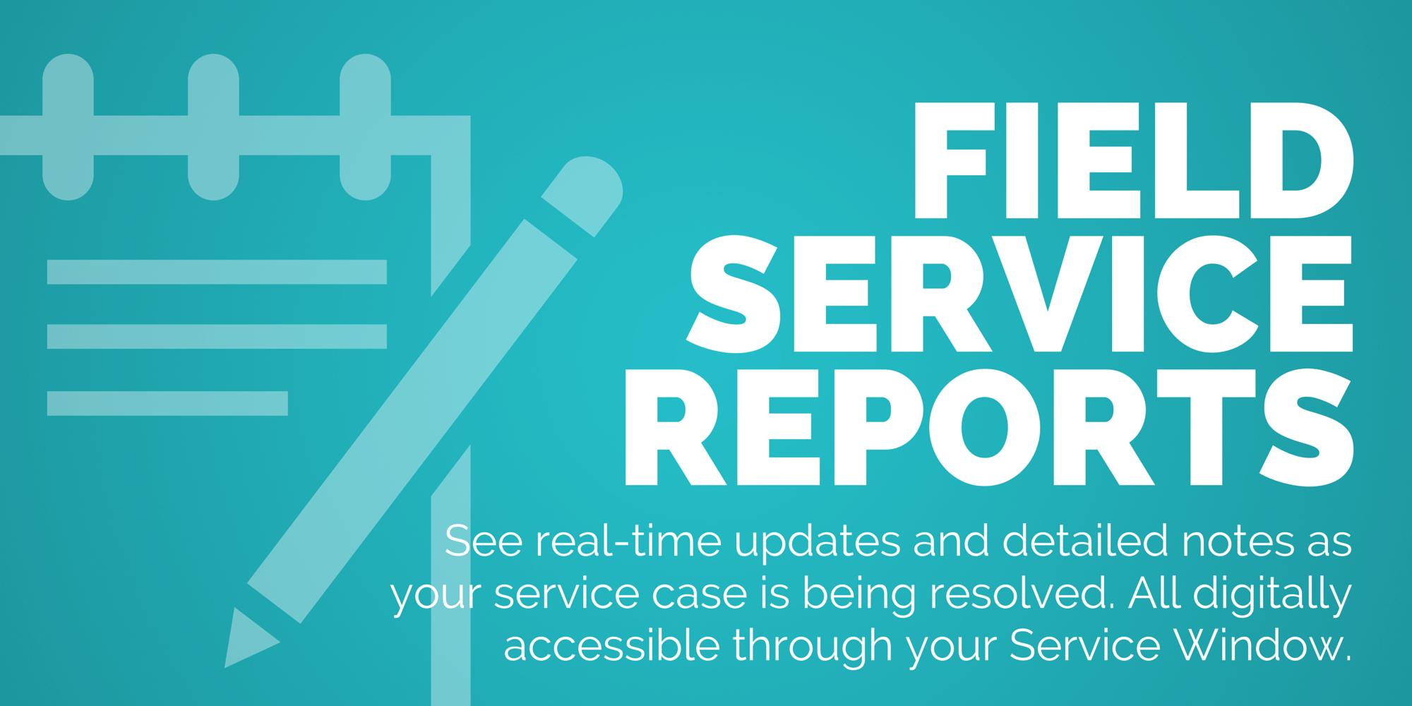 Field_Service_Reports